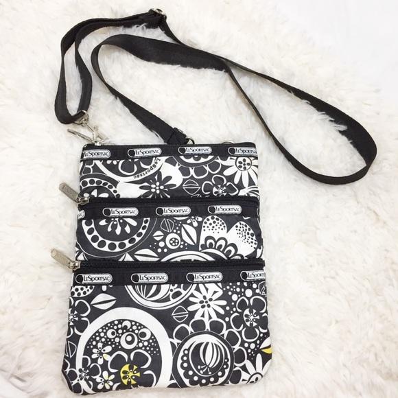 fad70f8233 Lesportsac Handbags - LeSportsac Kasey Crossbody Bag
